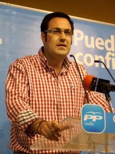 Silvestre Castells durante su intervención